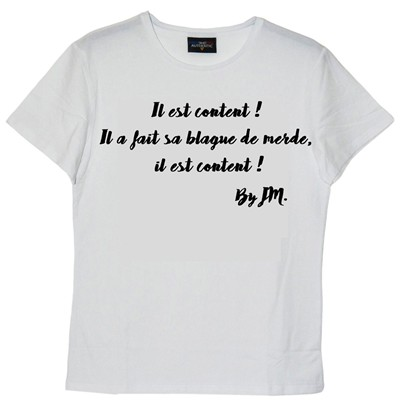 FRENCHCOOL Top/tee-shirt blanc