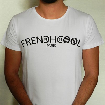 FRENCHCOOL Paris - T-shirt - blanc