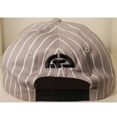 FRENCHCOOL Snapback Baseball - Casquette en coton logo Frenchcool - gris