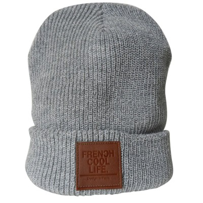 FRENCHCOOL Colors Cool - Bonnet - gris