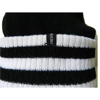 FRENCHCOOL French Pompon - Bonnet - noir
