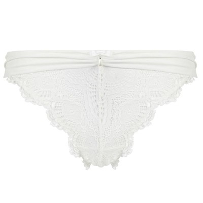 POMM'POIRE In Love - Tanga - blanc