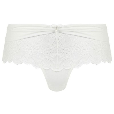 POMM'POIRE In Love - Shorty - blanc