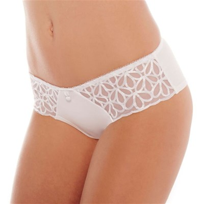 POMM'POIRE Invitation - Shorty - blanc