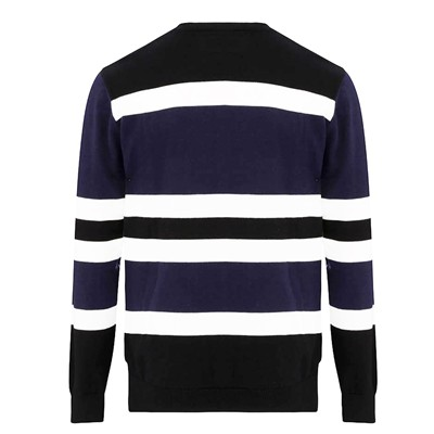 Soho Navy - Sweat-shirt - noir