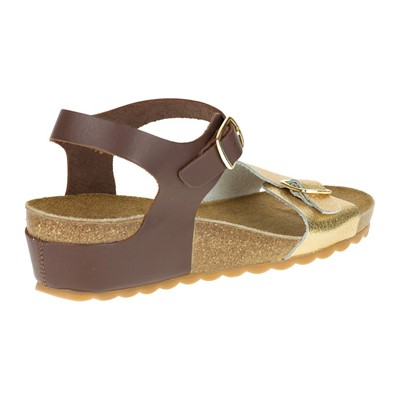 HUSH PUPPIES Tease - Sandales en cuir - marron