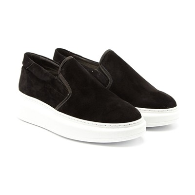 ANN TUIL Prague - Slip-on - noir