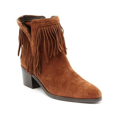 Adieu - Bottines - cognac
