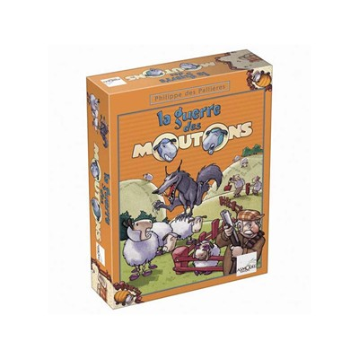 Asmodee Editions la guerre des moutons - multicolore