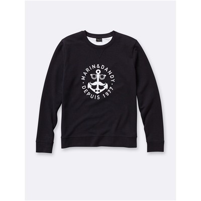 CYRILLUS Sweat-shirt - bleu marine