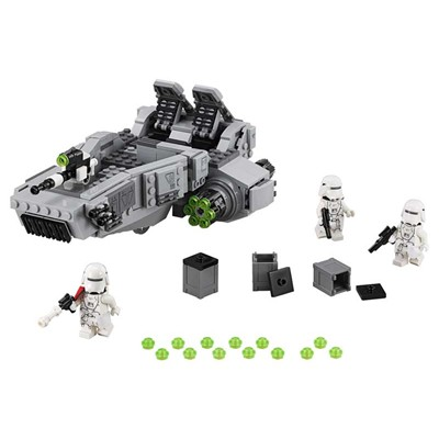 LEGO Star Wars - Snowspeeder - multicolore