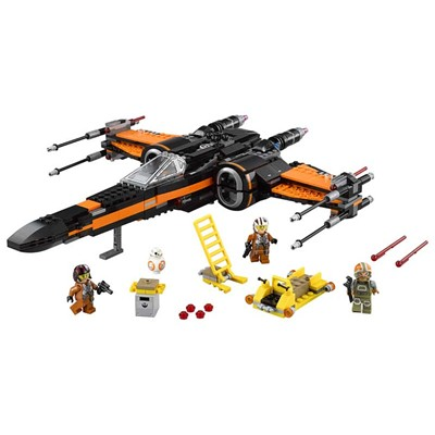 Star Wars - X-Wing Fighter de Poe - multicolore