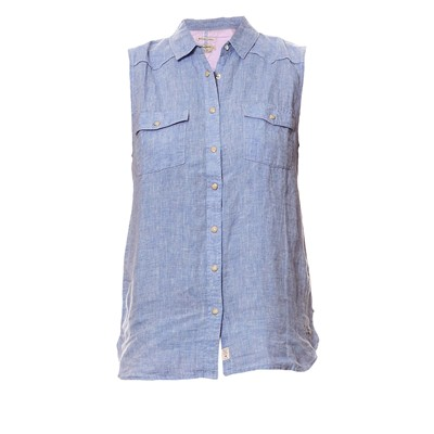 PEPE JEANS LONDON Bette - Chemise - denim bleu