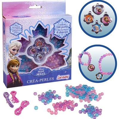 Frozen - Kit créa-perles - multicolore