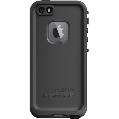 THE KASE Lifeproof Fre - Coque waterproof pour iPhone 5 et 5S - noir