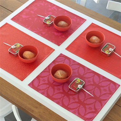 LJF BY A la carte - Set de table - corail