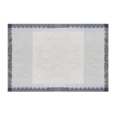LE JACQUARD FRANÇAIS Séville - Set de table - gris