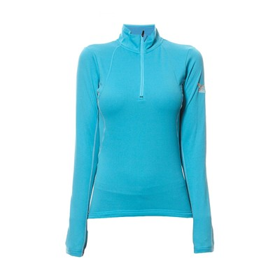 SALEWA Hyderher - Pull polaire - turquoise