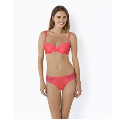 VARIANCE Deesse - Soutien-gorge coque galbe rond - rose