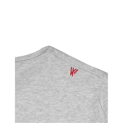 WAP TWO Finger - T-shirt - gris chine