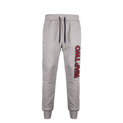 WAP TWO Verti - Pantalon jogging - gris chine