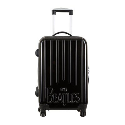 LES BEATLES Ensemble de 3 valises - noir
