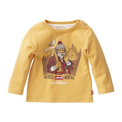LEVI'S KIDS Ody - T-shirt - moutarde