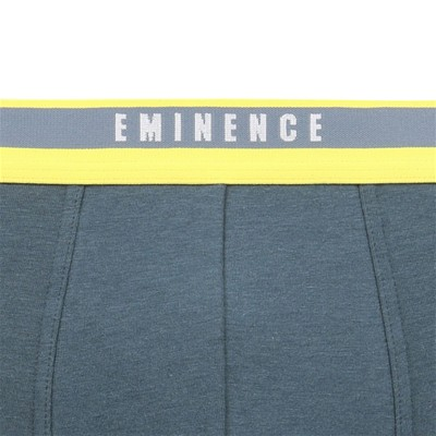 EMINENCE Cool & Chic - Lot de 2 boxers - gris