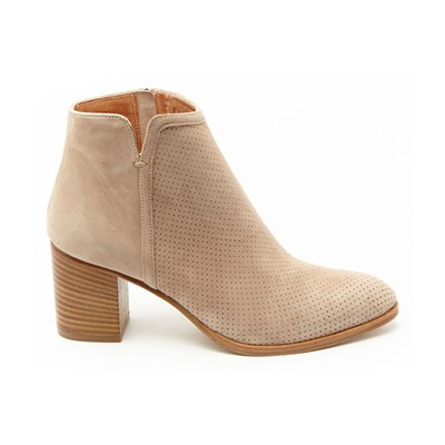 Anto - Bottines en cuir - beige