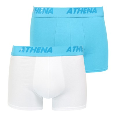 ATHENA Fluo Mix - Lot de 2 boxers - bicolore