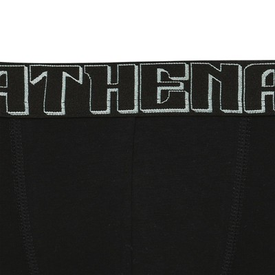 ATHENA Easy Chic - Lot de 3 boxers - noir