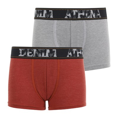 ATHENA Denim - Lot de 2 boxers