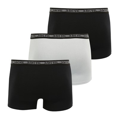 ATHENA Eco Pack - Lot de 3 boxers