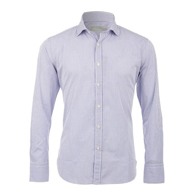 MADE IN VICTOIRE Roma - Chemise - gris clair
