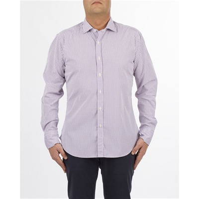 MADE IN VICTOIRE Roma - Chemise - prune