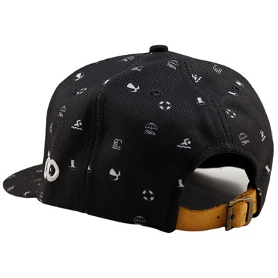 MORNING GLORY Snapback - Casquette - noir