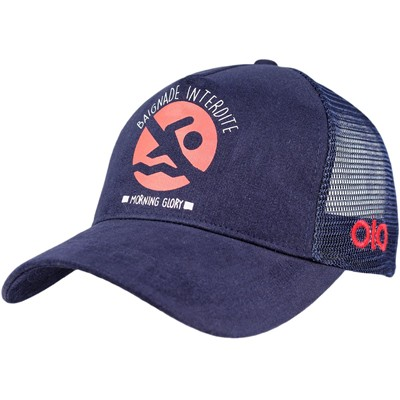 MORNING GLORY Trucker - Casquette - bleu marine