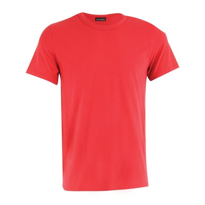 EMINENCE Micro Coton - Tee-shirt col rond - rouge