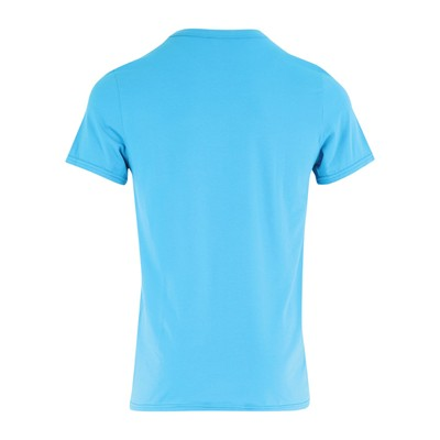EMINENCE Micro Coton - Tee-shirt col rond - turquoise