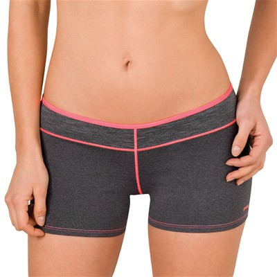 Athena In & out - shorty de sport - gris