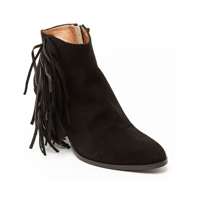 Anis - Bottines en cuir - noir