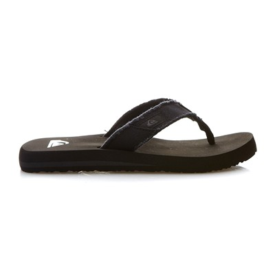 QUIKSILVER Monkey Abyss - Tongs - noir