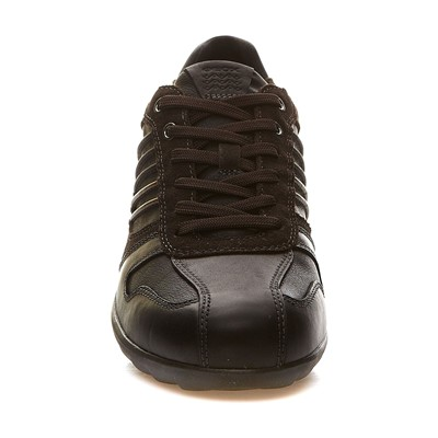GEOX Pavel - Baskets en cuir - noir