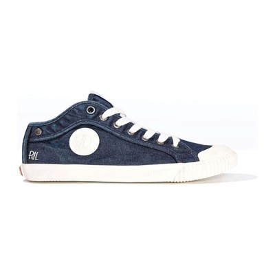 zapatillas Pepe Jeans Footwear INDUSTRY DENIM Zapatillas denim azul