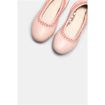 MANGO KIDS Ballerines - rose