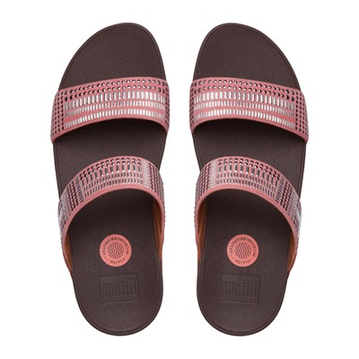 FITFLOP Aztec chada - Sandales - rose