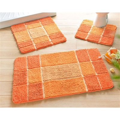 BECQUET Tapis de bain - orange