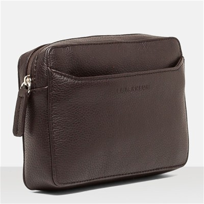 Bruno - Sac en cuir - marron