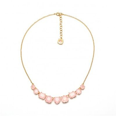 La Diamantine Rose - Collier - rose