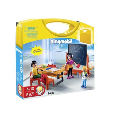 PLAYMOBIL Valisette - 4+